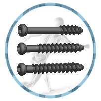 Cannulated Cancellous Screws Locking System