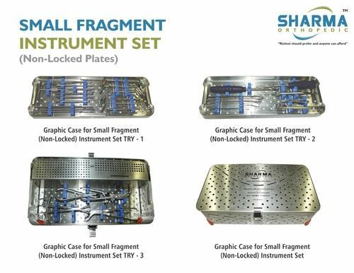 Small Fragnent Instrumentation Set