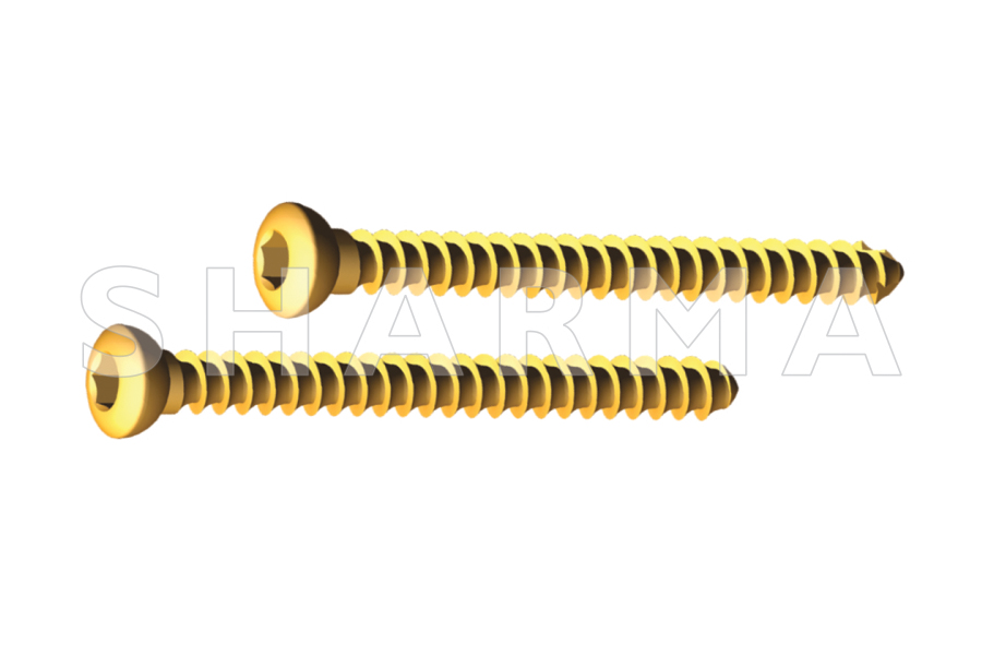 Cortical Screw 3.5mm (self Tapping)