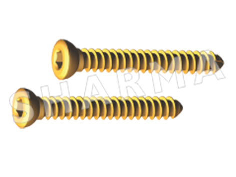 Cortical Screw 4.5mm (self Tapping)
