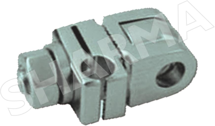 Single Pin Clamp 4 x 2.5