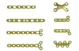 Mini Fragment Locking Plates & Screws