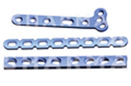 Small Fragment – Non Locked Plates & Screws