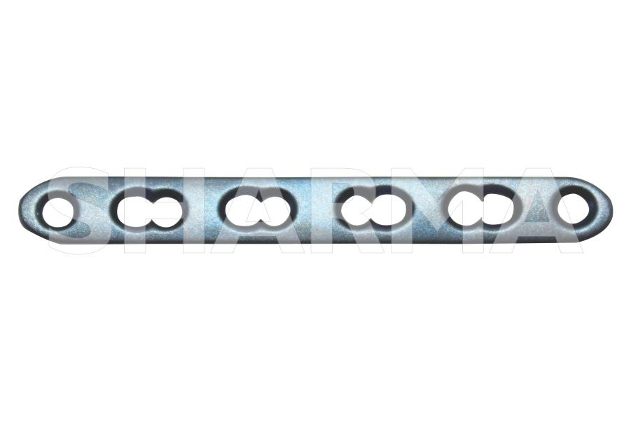 Straight Locked Plate (1.5mm/2.0mm/2.4mm/2.7mm)