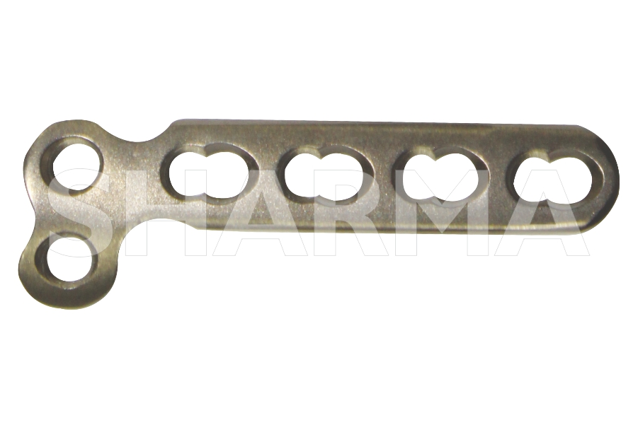 L Locked Plate 2.7mm