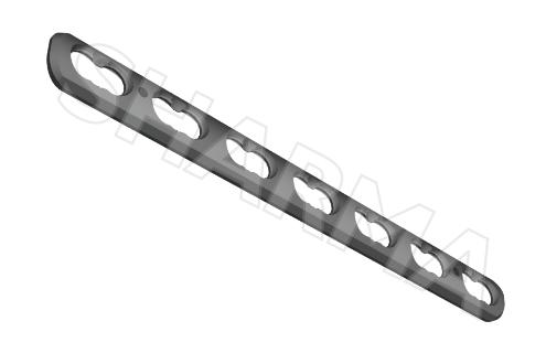 Semi Tubular Locked Plate