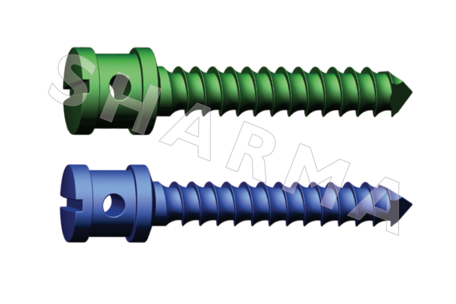 Intermaxillary Fixation Screws(imf) Wigh Hole