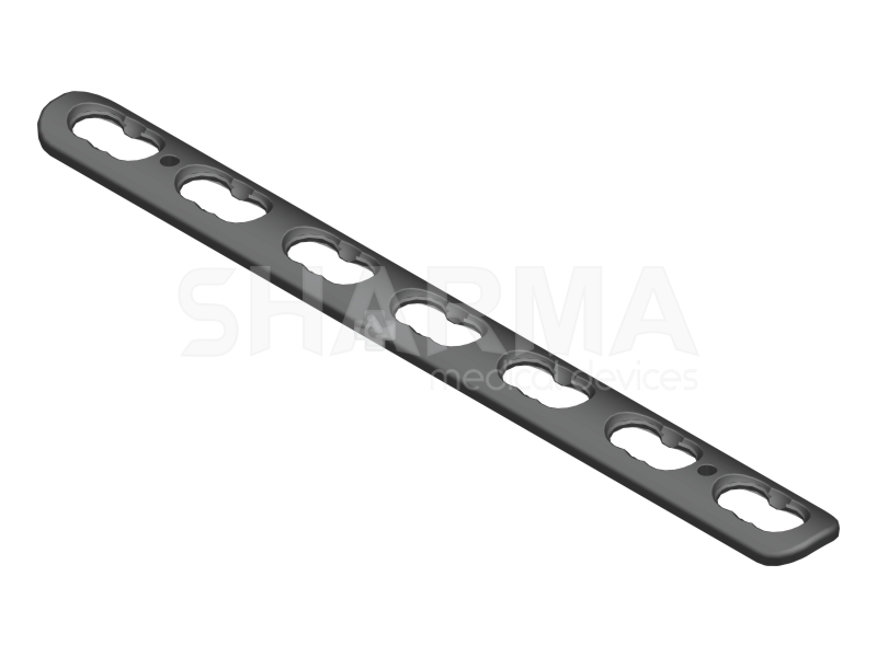 Semi Tubular Locked Plate