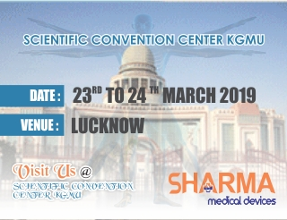 SCIENTIFIC CONVENTION CENTER KGMU-2019